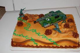 Military Cake Ideas For Kids 52097 Army Birthday Cakes Arm