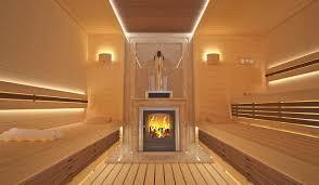 interior design of luxury homes indesignclub sauna interior in luxury home spa