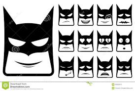 batman clipart face clipartsgram