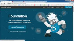 tutorial web c foundation for responsive web design tutorial 1 getting started
