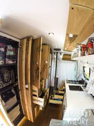 Conversion Van With Bathroom Full Tour Of My 4x4 Mercedes Sprinter Van Conversion Bearfoot Theory