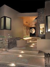 small home entrance decorating ideas with lighting on pillar nytexas