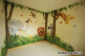 bedrooms adorable kids jungle bedroom jungle nursery decor