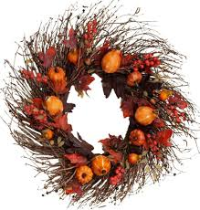 Fall Wreaths Affordable Fall Decor The Crazy Craft Lady