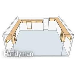 Building Wood Garage Shelves by Diy Garage Shelving Plans Make Use Of Unused Garage Space Without