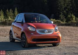 2016 smart fortwo review u2013 honey i shrunk the car video