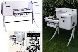 electrochef all in one vintage appliance