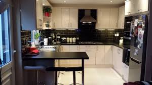 Pictures Of Kitchens With Black Cabinets Furniture Kitchen Cabinet Door Replacement Lowes Kitchen