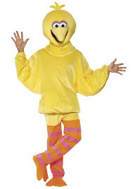 big bird costumes costumes fc