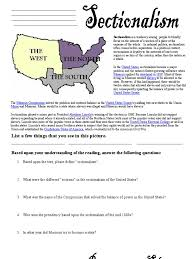 microsoft word civil war worksheets slavery in the united