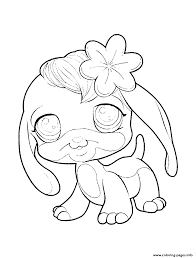 littlest pet shop 25 coloring pages printable