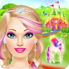 dress up games full version free download amazon com magic princess salon spa makeup and dress up full