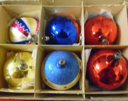 box of ornaments etsy