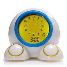 Childrens Bedroom Wall Clocks 8 Best Alarm Clocks For Sleep Training Your Toddler