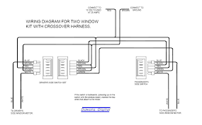 need aftermarket power window wiring diagram rod forum