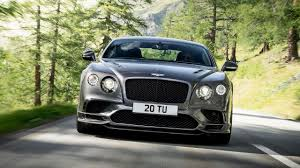 bentley coupe 2017 bentley reveals continental supersports cars co za
