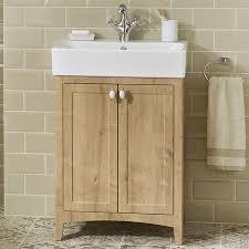 Utopia Bathroom Furniture Discount Downton 600mm Door Unit With Ceramic Slabtop Basin