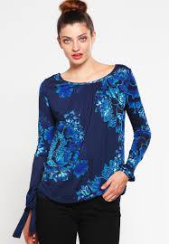 desigual designer desigual ola sleeved top marino sleeve tops