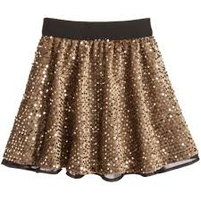 sequin skirt grant gold sequin skirt childrensalon outlet