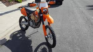 ktm 525 motorcycles for sale