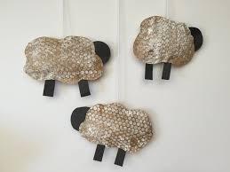 Diy Baby Girl Nursery Decor by Easy Diy Sheep Mobile Tutorial Youtube