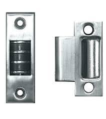 Magnetic Shower Door Catch Closet Door Roller Catch Magnetic Catch For Inset Doors Closet
