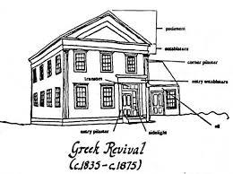 Home Architecture Styles Best 25 Greek Revival Home Ideas On Pinterest Greek