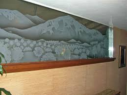 landscapes sans soucie art glass