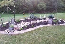 greenleaf landscaping u0026 gardens dry river bed