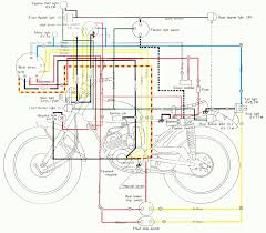 wiring diagrams cdi circuit diagram motorcycle honda cb350