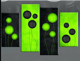 green wall decor lime green wall decor wall decorations 8 green canvas decor woo lime