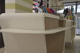 Reception Desk Wood by Wooden Reception Desk V Korr