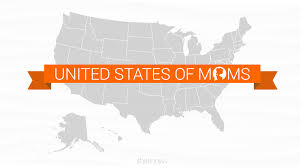 Interactive Map Of The United States by Find Out What Moms In Your State Think With This Interactive Map