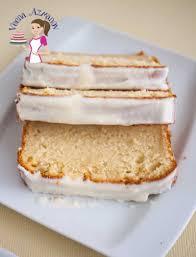 classic vanilla pound cake recipe veena azmanov