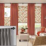 Pinch Pleated Drapes Traverse Rod Another Drapery Questiontraverse Rods And Non Pleated Panels Pinch
