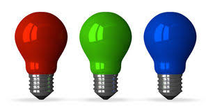 blue free light bulbs blue green light bulbs stock image image of bulb white 4870921