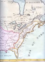 A Map Of Canada by Map Of Eastern Canada And United States You Can See A Map Of