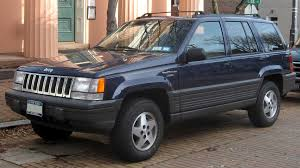 1993 jeep grand cherokee information and photos zombiedrive