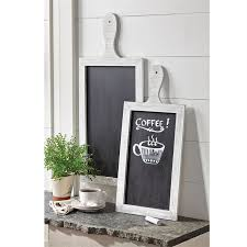 mud pie cutting boards mud pie bistro menu paddle board chalkboard lg 32x15 digs n gifts
