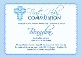 communion invitations for boys boy s communion invitations communion invitations