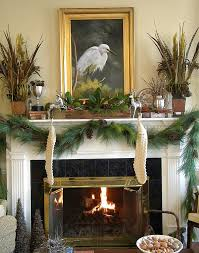 Mantel Fireplace Decorating Ideas - 50 christmas mantle decoration ideas