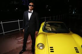 future rapper cars haute living honors future with hublot and jetsmarter at cipriani