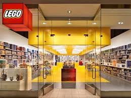 grand opening for lego store at pentagon city mall this weekend