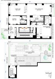 Apartment Floor Plan Philippines 393 Best Planos De áticos Y Penthouse Images On Pinterest