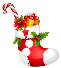 christmas stocking with candy cane png picture gallery