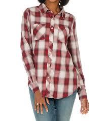 levis black friday levis relaxed boyfriend plaid button up shirt burgundy jimmy