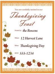 print a customizable thanksgiving invite from hgtv hgtv