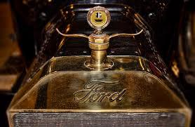 1915 model t ford ornament photograph by douglas barnard