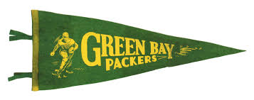 Green Bay Packers Flags Lot Detail 1930s Green Bay Packers 28