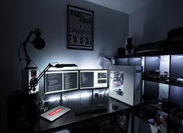 Graphic Designer Desk Setup Desk Ideas - Graphic designer home office
